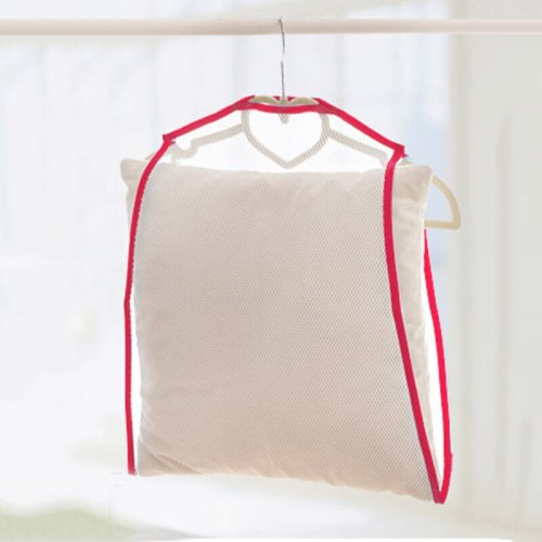 Foldable Outdoor Drying Racks & Nets Hanger For Pillow Toys Multifunction Drying Mesh Net Laundry Tools Home Container