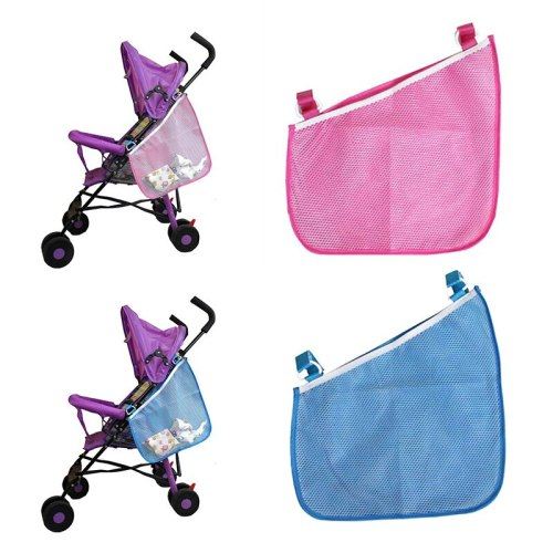 Portable Hanging Storage Bag Pouch Baby Stuff Mummy Carriages Bags For Newborn Stroller Orgnaizer Bags