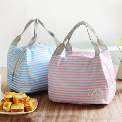 Portable Insulation Bag Thermal Food Picnic Lunch Bags Tote Baby Feeding Food Water Storage Bag For Outdoor Travel bag organizer