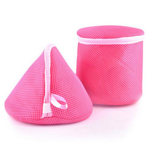 Women Underwear Bra Washing Bag Laundry Bag Zippe Lingerie Hosiery Mesh Washing Storage Bag Cloth Saver Protector