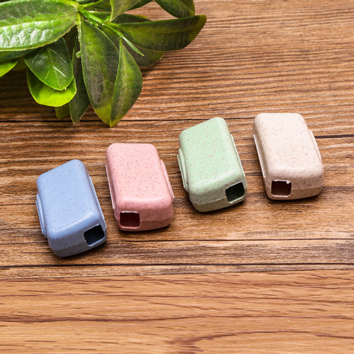 4Pcs Portable Travel Toothbrush Head Cover Wash Brush Protective Cap Toothbrush Holder Cover Case Organizer Bathroom Accessories