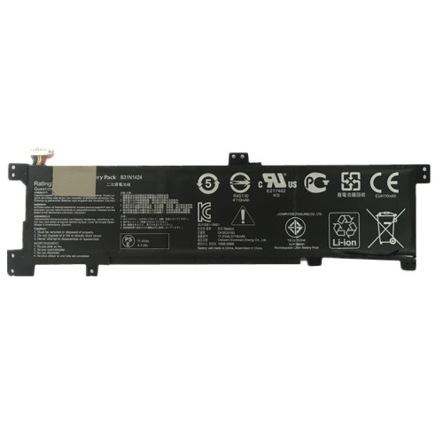 11.1V 48Wh better cells B31N1424 Laptop Battery For Asus A400U A401L K401L B5010 500 200 K401LB5010 K401LB5500 K401LB5200