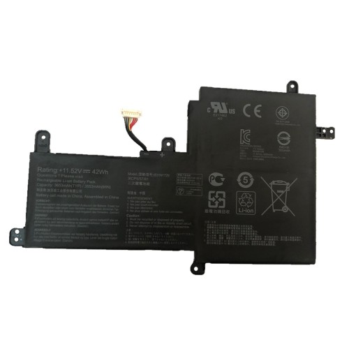 11.52V 42Wh better cells B31N1729 Laptop Battery For ASUS VIVO BOOK S15 S530U S530UA S530UN X530FN X530FN-1A X530FN-1B