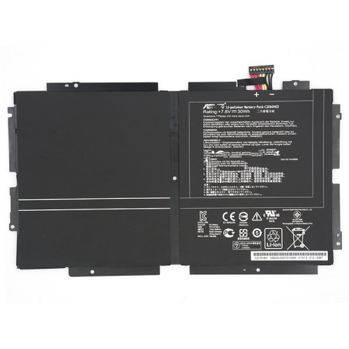 7.6V 30Wh better cells C21N1413 Laptop Battery For Asus Transformer Book T300 T300FA Series Notebook Tablet