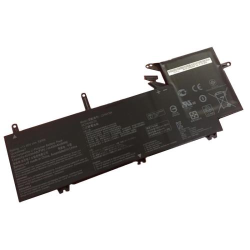 11.55V 52WH better cells C31N1704 Laptop Battery For Asus Q535U Q535UD-BI7T11 0B200-02650000M 3ICP6/60/72