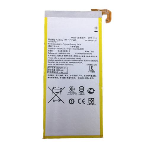 3.8V 17.7Wh better cells C11P1516 Laptop Battery For Asus C11P1516 1ICP4/62/129 Tablet