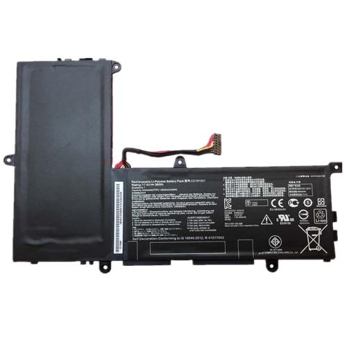 7.6V 38Wh 4840mAh better cells C21N1521 Laptop Battery For Asus VivoBook E200HA E200HA-1A E200HA-1B E200HA-1E E200HA-1G