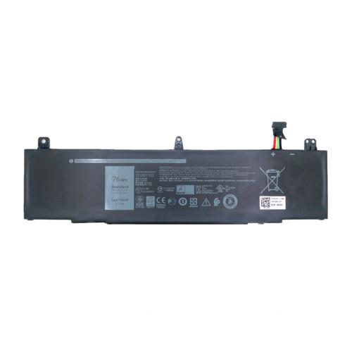 15.2V 76wh better cells TDW5P Laptop Battery For DELL  Alienware 13 R3,TDW5P,ALW13CR,0V9XD7