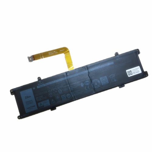7.6V 22Wh 2750mAh better cells FTD6M Laptop Battery For DELL FTD6M Tablet