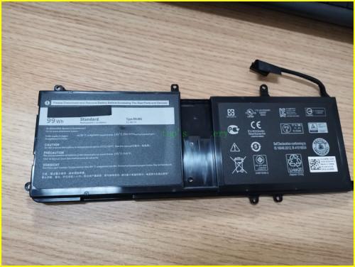 15.2V 68wh better cells 0546FF 44T2R 546FF 9NJM1 Laptop Battery For DELL ALIENWARE 17 R4 15 R3 Tablet Series