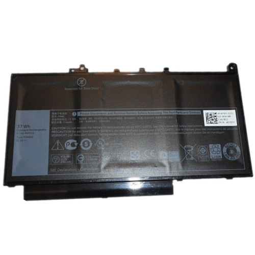 11.1V 37wh better cells Laptop Battery PDNM2 579TY 0F1KTM For Dell Latitude E7470 E7270 Series Notebook