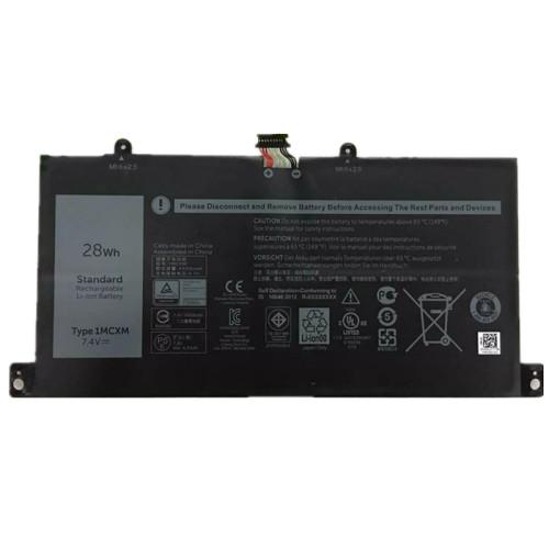 7.4V 28wh 3520mAh better cells 1MCXM G3JJT Laptop Battery For DELL 1MCXM G3JJT Series Built-in Tablet