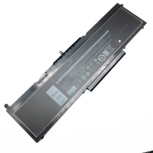 11.1V 92wh better cells VG93N Laptop Battery For DELL Precision 15 3520 Series Tablet WFWKK VG93N