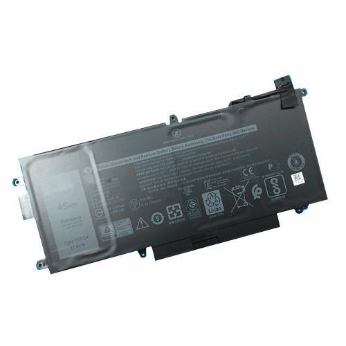 11.4V 45wh better cells 71TG4 Laptop Battery For Dell 71TG4 Series Tablet