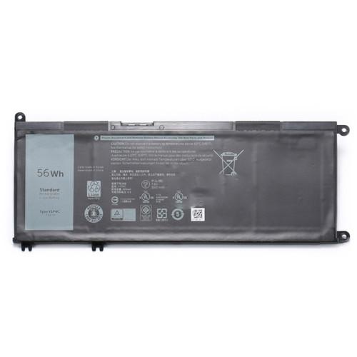 7.6V 56WH better cells FMXMT, V1P4C Laptop Battery For Chromebook 13 3380,Chromebook 3380 series Tablet