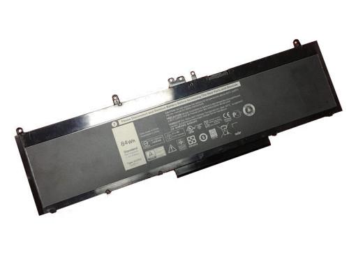 11.4V 7600mAh 84Wh better cells Laptop Battery WJ5R2 4F5YV For Dell Precision 3510 Tablet