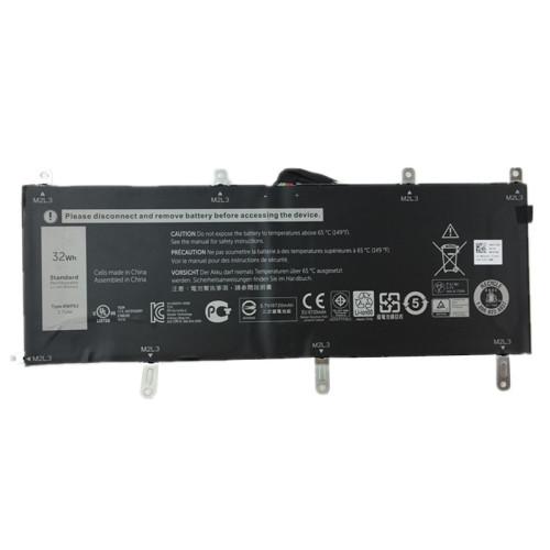 3.7V 32wh better cells 8WP5J Laptop Battery For Dell Venue 10 Pro 5000 5055 69Y4H 069Y4H Tablet