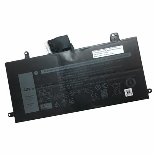 7.6V 42wh better cells JOPGR 1WND8 Laptop Battery For DELL  Latitude 12 5285 5290 Tablet
