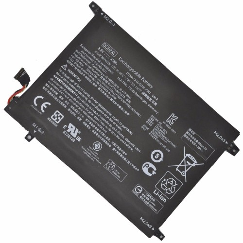 3.8V 33wh better cells DO02XL Laptop Battery For HP Pavilion X2 10 810749-2C1 HSTNN-LB6Y HSTNN-DB7E TPN-I121 TPN-I122