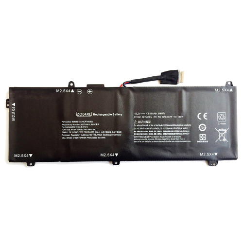 15.2V 64Wh better cells ZO04XL Laptop Battery For HP ZBook Studio G3 808396-421 808450-001 HSTNN-CS8C HSTNN-C88C HSTNN-LB6W