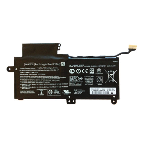 7.7V 35wh better cells NU02XL Laptop Battery For HP NU02XL HSTNN-UB6U TPN-W117 843535-541 Series Tablet