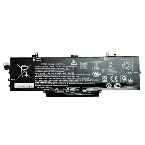 11.55V 67Wh better cells BE06XL Laptop Battery For HP Elitebook Folio 1040 G4 918045-1C1 918180-855 HSTNN-DB7Y HSTNN-IB7V