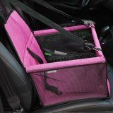 Pet Travel Car Seat Carrier Basket Cat Carrier Bag Folding Cat Bags Dogs Carriers Bags Dog Hammock Mesh Dogs Bag Mat