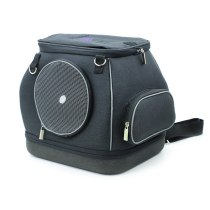 Pet Carriers Carrying for Small Cats Dogs Backpacks Dog Transport Bag Car Safety Basket torba dla psa honden 1557