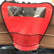 Dog Car Carrier Rear Seat Pet Fence Anti-collision Mesh Pet Auto Barrier Safety Isolation Net Pet Protection D1081
