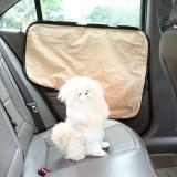 Oxford Dog Cat Car Door Windows Protector Mat Pet Car Door Covers Dog Cat Scratch Guard Mat pet Car Supplies D1398