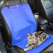 Travel Oxford Waterproof Pet Carriers Front Seat Dog Car Seat Cover Mat Carrying for dogs cats transportin perro