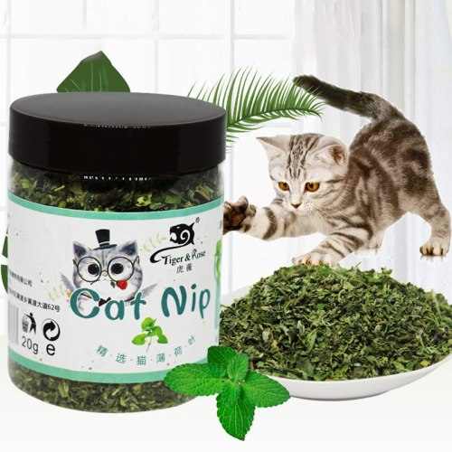 Organic 100% Natural Funny Cat Toy Cat Catnip Cattle Grass Menthol Flavor Healthy Safe Edible Treating Pet Supplies