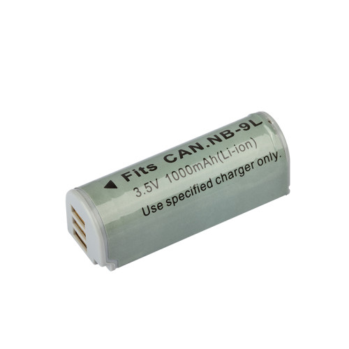 1pc NB-9L NB9L NB 9L Rechargeable Digital Camera Li-ion Battery for Canon IXUS 1000 1100 3.5V 1000mAh