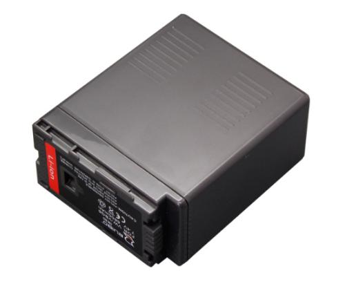 Camcorder battery VW-VBG6 7.4V 6600mAh for AG-HMC73MC/153MC/130MC HDC-MDH1 HDC-HS300