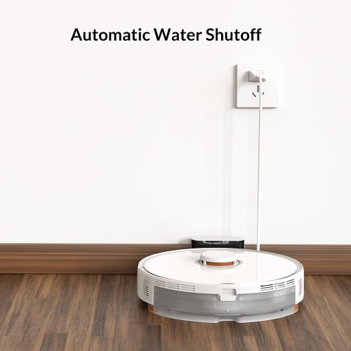 Roborock S5 Max Robot Vacuum Cleaner Smart Sweeping Cleaning Electric Mop Upgrade of S50 S55 Home Carpet Dust Robotic Collector