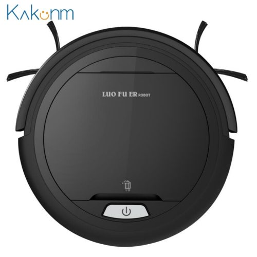 Sweeping Robot Smart Robot Vacuum Cleaner Ultra-thin Automatic Mopping Machine Super Suction Low Noise Automatic Sweep Suction