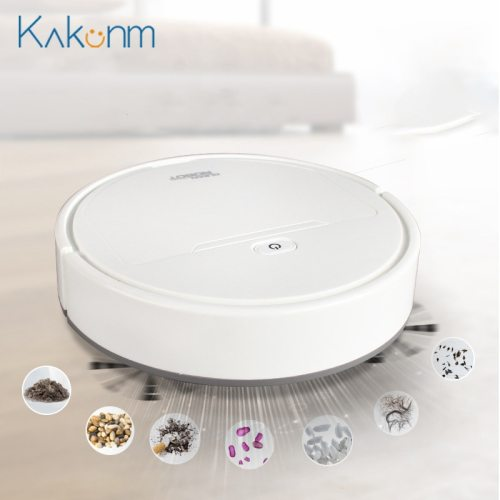 Hot TOD-1800Pa Multifunctional Smart Vacuum Cleaner Robot Sweep Wet Mop Automatic 3-In-1Recharge Dry Wet Sweeping Vacuum Cleaner