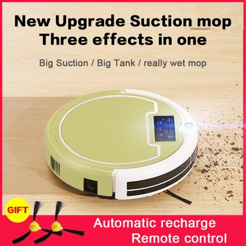 Hot Fully Automatic Planning Recharge Remote Control Smart Vacuum Cleaner Robot Mopping Sweeping Suction Vacuum Cleaner Robot