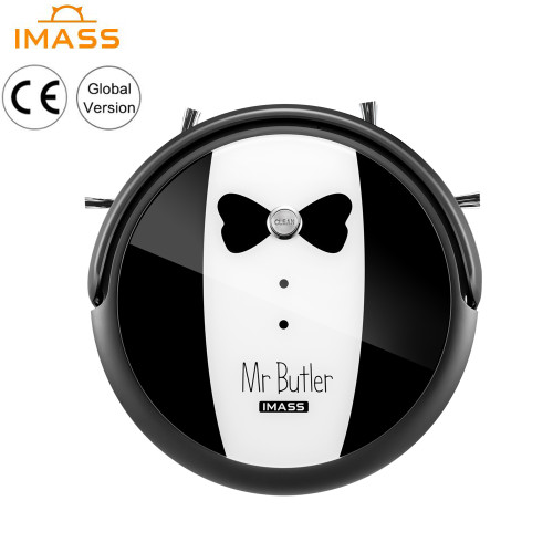 IMASS Sweeping Robot Vacuum Cleaner Household Cleaning Robot Smart Sweeper Portable Wireless Vacuum Cleaner Floor Dust Removal