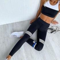 Women sport Suit Gym Yoga Sets 2 Pieces Women Sportwear Yoga Set Fitness Sportwear Workout Set Fitness Yoga Wear High Elastic