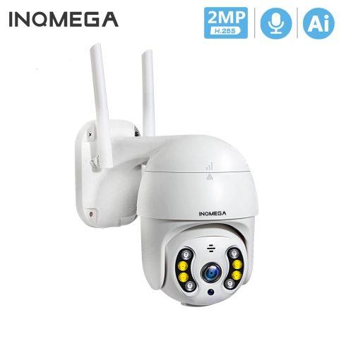 1080P PTZ Wireless IP Camera Outdoor Waterproof 4X Digital Zoom Speed Dome 1 Inch Mini WiFi Security CCTV Camera ISCEE