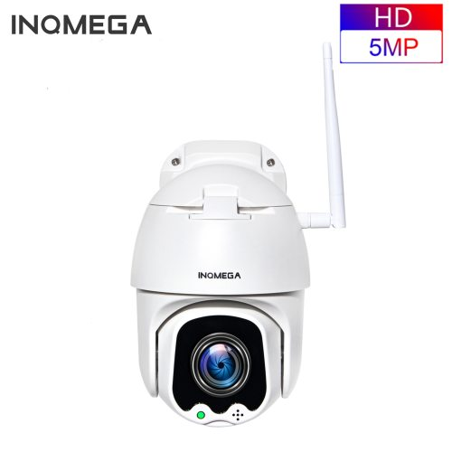 5MP PTZ Speed Dome IP Camera WiFi Wireless 4X Digital ZOOM Outdoor Security Surveillance Waterproof Networt CCTV Camera