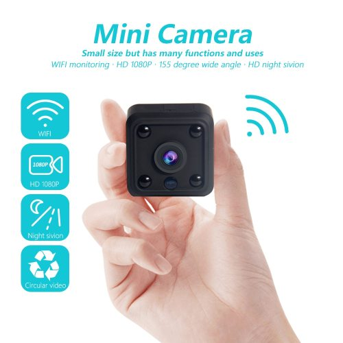 Original WIFI small mini Camera cam 720P video CMOS Sensor Night Vision Camcorder Micro Cameras DVR Motion Recorder