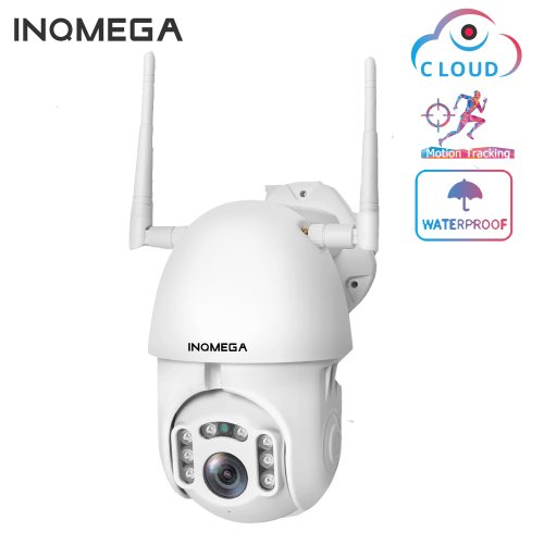 IP Camera WiFi 1080P Wireless Auto tracking PTZ Speed Dome Camera Outdoor CCTV Security Surveillance Waterproof Camera