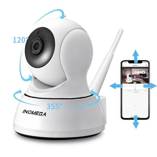 1080P  IP Camera Wireless Wifi Cam Indoor Home Security Surveillance CCTV Network Camera Night Vision  P2P Remote View