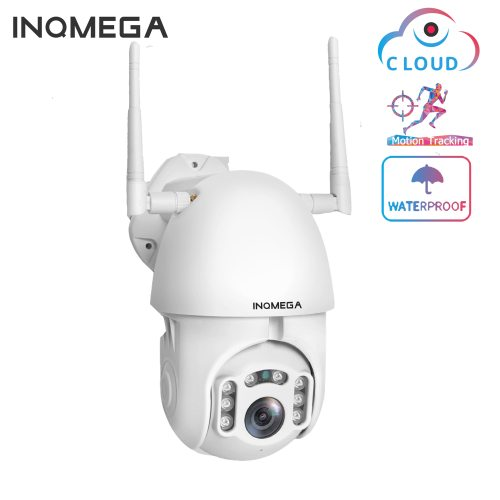 1080P IP Camera WiFi  Wireless Auto tracking PTZ Speed Dome Camera Outdoor CCTV Security Surveillance Waterproof Camera
