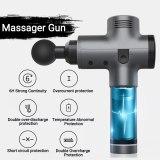 Tissue Muscle Massage Gun Therapy Massager Body Relaxation Vibrador Theragun Pain Relief Massager Machine