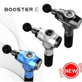 2020 new Portable Booster E low noise Muscle Massage Gun Therapy Muscle Exercise Body Muscle Massager Deep Pain Relief