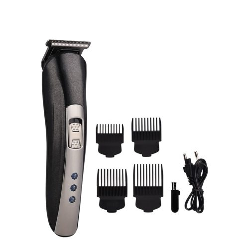 Electric Hair Trimmer Cordless Hair Clipper Steel Cutter Beard Trimmer Shaver Razor USB Rechargeable Haircut Cutting Machine