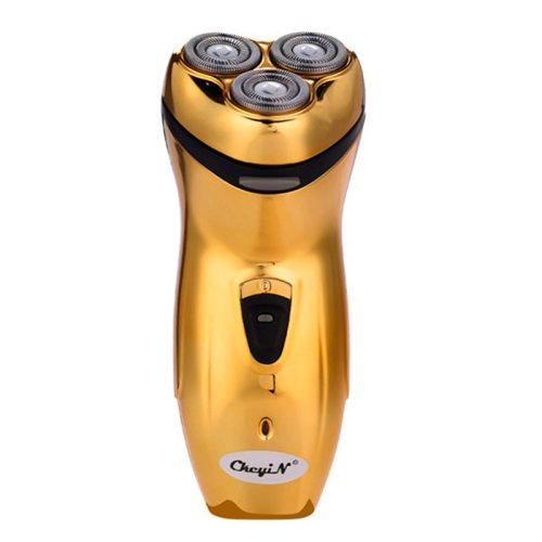 110-240V Face Care Men Beard Trimmer Machine Men Grooming Razor Rechargeable Electric Shaver 3D Triple Floating Blade Shaving